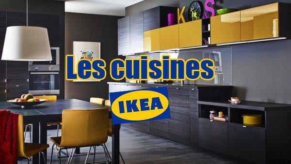 Les Cuisines Ikea Le Blog Des Cuisines