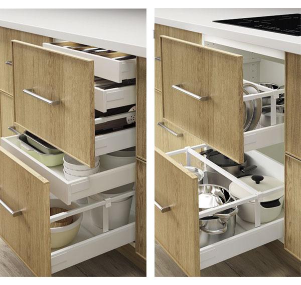 tiroir de cuisine Ikéa