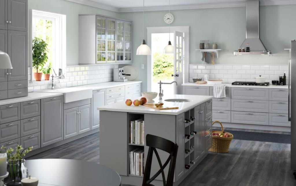 bodbyn gray paint les cuisines ikea le blog des cuisines 222