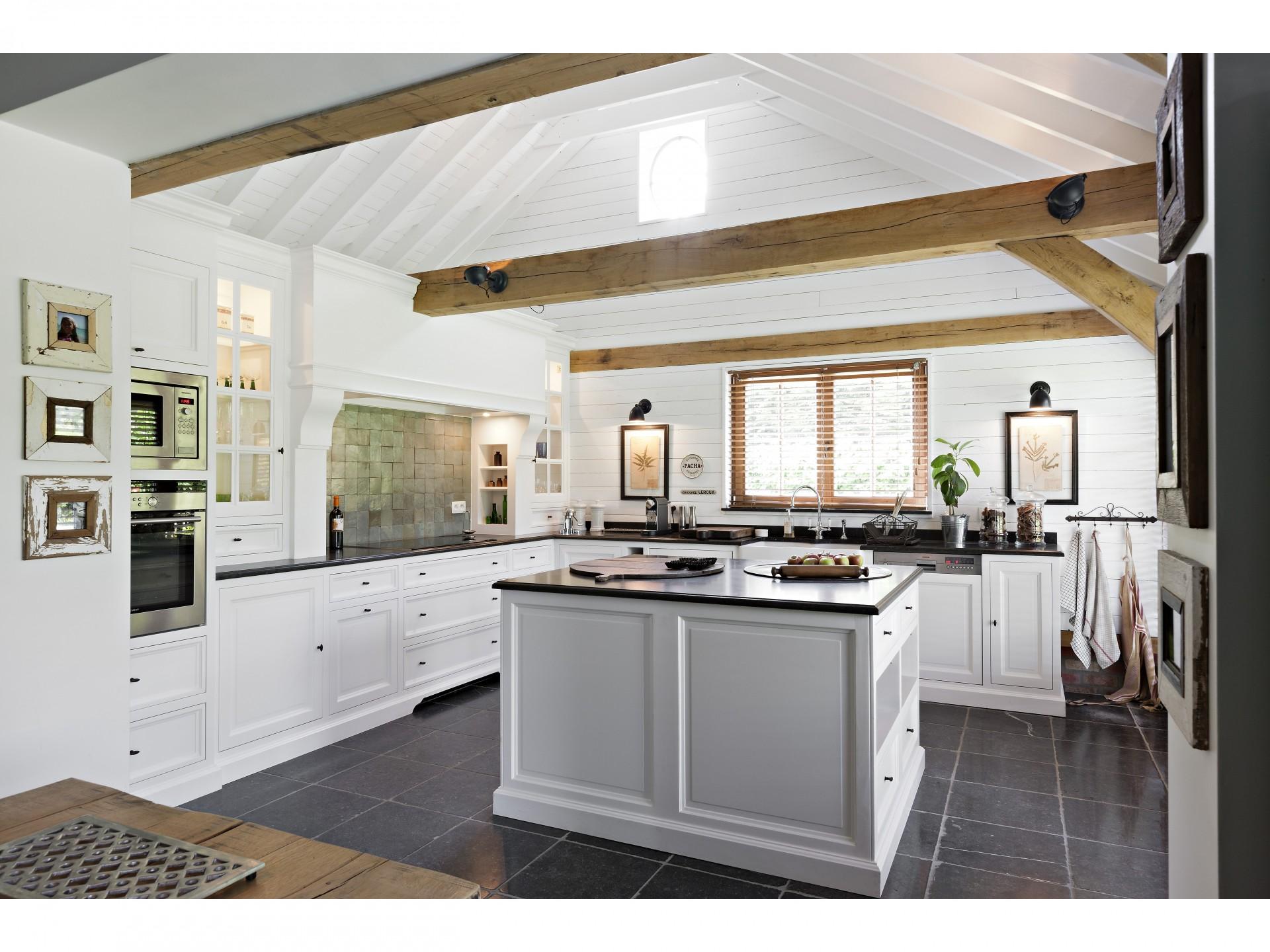Couleur Mur Cuisine Blanche Et Grise la cuisine blanche - le blog des cuisines