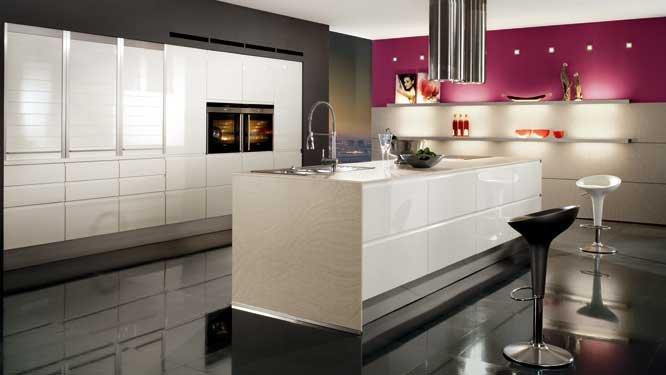 idees décoration cuisine blanche